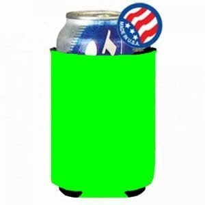 Fabric Can Coolers - made in the usa