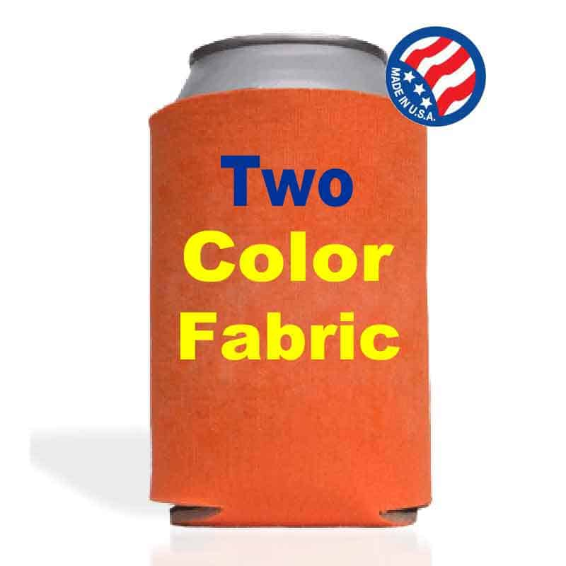 Fabric Collapsible two color print