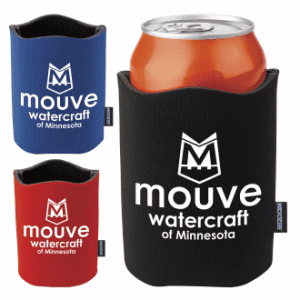Fancy Edge Koozie