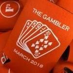 Gambler Las Vegas Koozie
