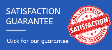 Kustom Koozies Satisfaction Guarantee