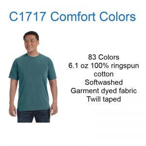 C1717 Comfort Colors