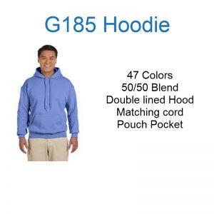 G185 Hoodie