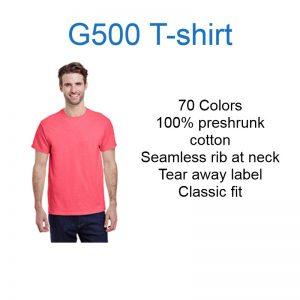 G500 T-shirt