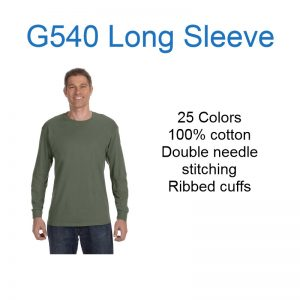 G540 Long Sleeve