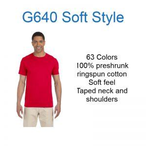 Gildan softstyle