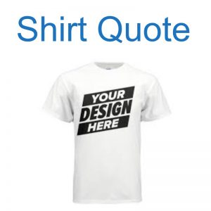 Shirt quote
