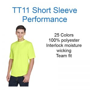 TT11 Short sleeve performanc