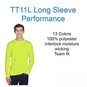 TT11L Long Sleeve performance