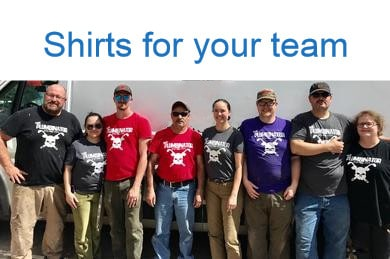 shirts for your team