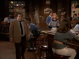 norm walking into cheers